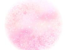 Mooie kersenboom vector illustratie