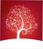 Mooie Kerstboom vector illustratie