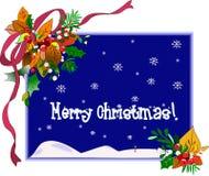 Mooie Kerstmis! Stock Fotografie