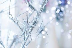 Mooie Kerstmisachtergrond Royalty-vrije Stock Afbeeldingen