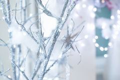 Mooie Kerstmisachtergrond Royalty-vrije Stock Foto's