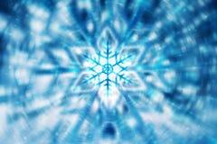 Mooie Kerstmisachtergrond Stock Afbeeldingen