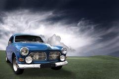 Mooie klassieke auto stock foto's