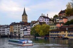 Mooie kleuren van Luzerne Stock Fotografie