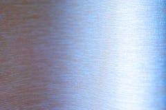 Mooie krommingsstof Zachte golf Blauwe en roze schaduwen stock afbeeldingen