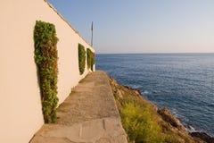 Mooie kustlijn Royalty-vrije Stock Afbeelding