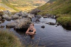 Mooie landschapsmening van Wastdale-vallei in het Meerdistrict royalty-vrije stock fotografie