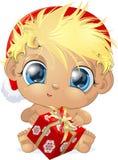 Mooie leuke baby vector illustratie
