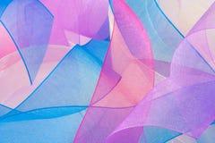 Mooie linten Royalty-vrije Stock Afbeeldingen