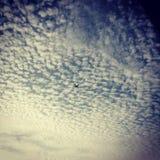 Mooie lucht Stock Foto's