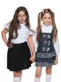 Mooie meisjes Stock Foto