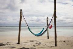 Mooie mening over Caraïbische overzees stock fotografie