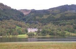 Mooie mening van de hooglanden van Schotland royalty-vrije stock foto's
