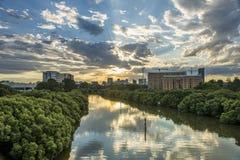 Mooie mening van Sydney Royalty-vrije Stock Afbeelding