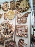 Mooie met de hand gemaakte dingen Stock Foto