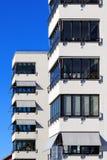 Mooie moderne flats in Zweden Stock Fotografie