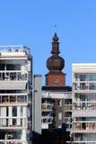 Mooie moderne flats in Zweden Royalty-vrije Stock Afbeeldingen