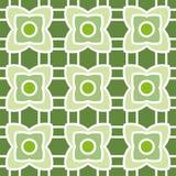 Mooie moderne geometrische naadloze patroonachtergrond Royalty-vrije Stock Fotografie