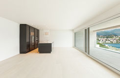 Mooie Moderne Keuken Royalty-vrije Stock Fotografie