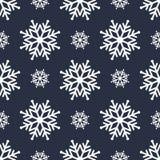 Mooie naadloze achtergrond voor Vrolijke Kerstmis of Nieuw jaar Royalty-vrije Stock Foto