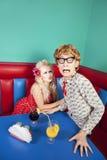 Mooie nerds Royalty-vrije Stock Foto