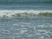 Mooie oceaangolven Stock Afbeelding