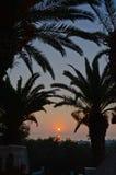 Mooie ochtend in het Griekse paradijs Stock Fotografie