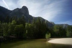 Mooie Ochtend in het Nationale Park van Yosemite Stock Foto