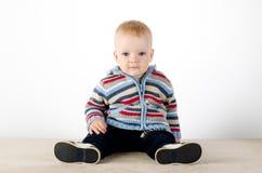 Mooie onschuldige pasgeboren Royalty-vrije Stock Foto