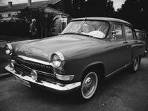 Mooie oude auto Stock Afbeeldingen