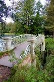 Mooie oude brug Stock Foto
