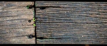 Mooie oude houten achtergrond Royalty-vrije Stock Afbeelding