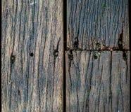 Mooie oude houten achtergrond Stock Afbeelding