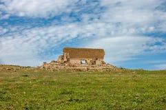 Mooie Oude muur in Morccoc, khenifra Stock Fotografie