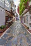 Mooie oude stad Marbella in Spanje Royalty-vrije Stock Afbeeldingen