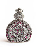 Mooie parfumfles Stock Foto