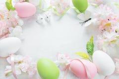 Mooie Pasen decoratie stock fotografie