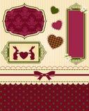 Mooie Pasen-kaart. Royalty-vrije Stock Foto