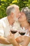 Mooie pensionering Stock Foto's