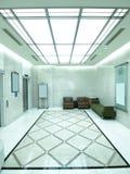 Mooie plafond en vloer Stock Afbeelding
