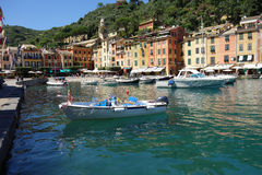 Mooie Portofino, Italië Stock Foto
