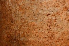 Mooie roesttextuur als achtergrond van de metaalplaat royalty-vrije stock afbeeldingen