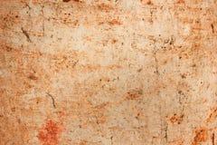 Mooie roesttextuur als achtergrond van de metaalplaat stock fotografie