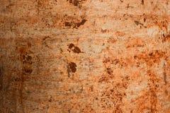 Mooie roesttextuur als achtergrond van de metaalplaat stock foto's
