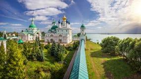 Mooie Rostov Royalty-vrije Stock Afbeeldingen