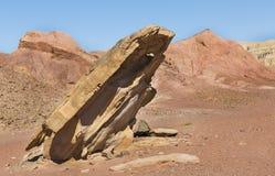 Mooie rotsen in de wildernis Stock Afbeelding