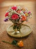 Mooie rozen Stock Foto's