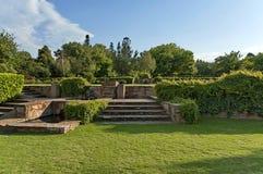 Mooie samenstelling in Botanische Tuin Stock Fotografie