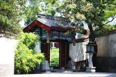 Mooie Scène van Peking Stock Afbeelding