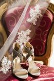 Mooie schoenen Royalty-vrije Stock Foto